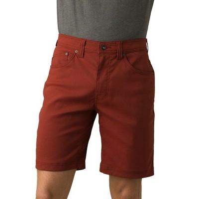 プラーナ カジュアルパンツ ボトムス メンズ prAna Men's Brion Shorts (Regular and Big & Tall) Maple