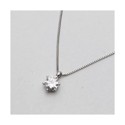 プラチナ ダイヤモンド ペンダント Pt900 0.33ct以上 SI2クラス Iカラー 鑑別書付