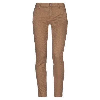 KAOS JEANS パンツ キャメル 28 コットン 60% / 指定外繊維(テンセル)® 38% / ポリウレタン 2% パンツ