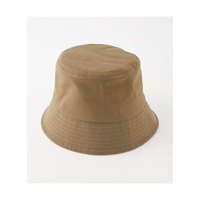 アズールバイマウジー 帽子 キャップ BUCKET HAT 250DSA56-161E FREE ベージュ レディーズ