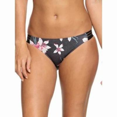 ロキシー ボトムのみ Roxy Fitness Regular Swim Bottom Charcoal Heather