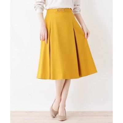 スカート 【大きいサイズあり・13号・15号】ビットボックス安心丈スカート