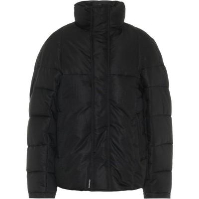 バレンシアガ Balenciaga レディース ダウン・中綿ジャケット アウター Puffer jacket Black
