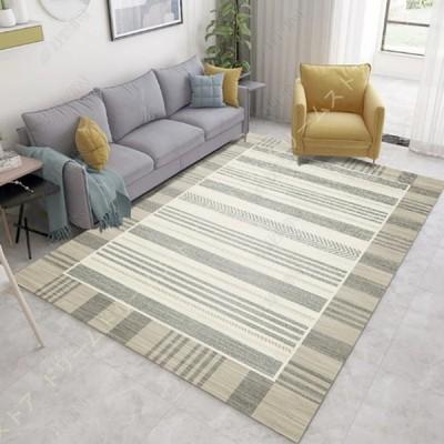 絨毯 ラグ 洗える ラグマット カーペット 北欧風マット 滑り止め オシャレ ホットカーペット対応 エコ 吸湿性 防ダニ 手触りが優しい ホール リビング