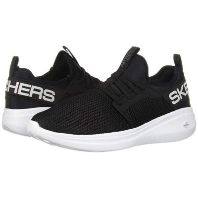 スケッチャーズ Go Run Fast - Valor メンズ スニーカー 靴 シューズ Black/White