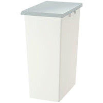 エコンエコン ダストボックス ジョイント70L パッキン付 ニーナカラ― ゴミ箱 グレー 1個