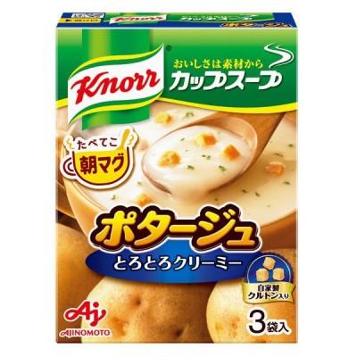 味の素味の素 クノールカップスープ ポタージュ 1箱(3袋)