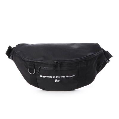 ニューエラ NEW ERA ウエストバッグ BAG WAISTPACKブラックホワイト 12108377