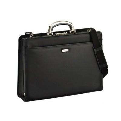 ダレスバッグ ビジネスバッグ B4 合皮 日本製 豊岡製鞄 22301-01 黒 ___