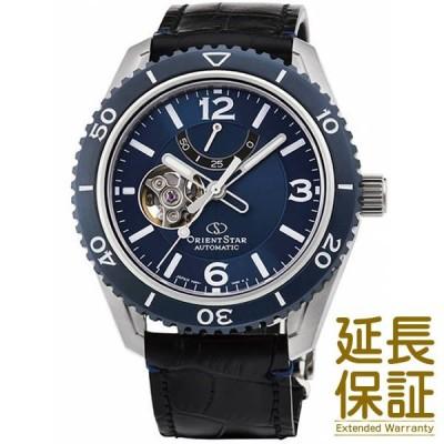 【正規品】ORIENT STAR オリエントスター 腕時計 RK-AT0108L メンズ SPORTS スポーツ SEMI SKELETON セミスケルトン 自動巻き