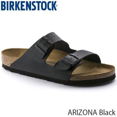 ビルケンシュトック サンダル レディース メンズ アリゾナ ARIZONA ベルト サマーサンダル おしゃれ 幅広 レギュラー ブラック BIRKENSTOCK GC051791 国内正規品
