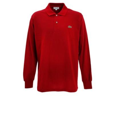ラコステ(LACOSTE)ゴルフウェア メンズオリジナルフィット 長袖 ポロシャツ L1312AL-476
