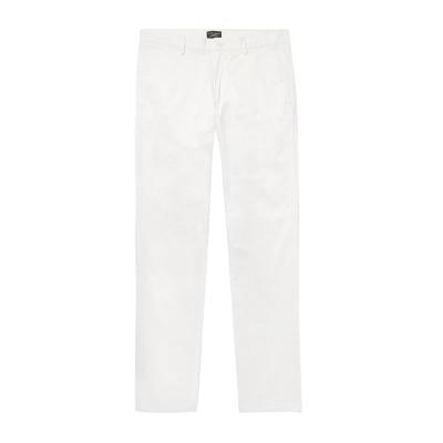 CLUB MONACO パンツ ホワイト 30W-32L コットン 97% / ポリウレタン 3% パンツ
