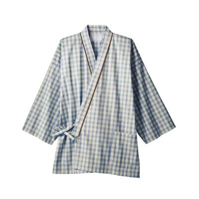 MONTBLANC 59-421 患者衣上衣(8分袖)(男女兼用) ナースウェア・白衣・介護ウェア