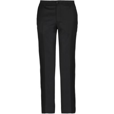 ブライアン デールズ BRIAN DALES パンツ ブラック 54 ポリエステル 54% / ウール 44% / ポリウレタン 2% パンツ