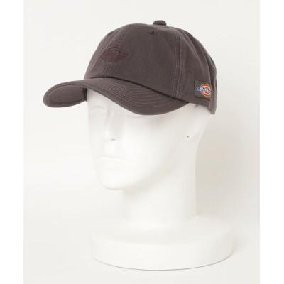ALWAYS GOOD TIME NEW BASIC STORE / 【DICKIES/ディッキーズ】WDロゴウォッシュドローキャップ/WD LOGO WASHED LOW CAP MEN 帽子 > キャップ