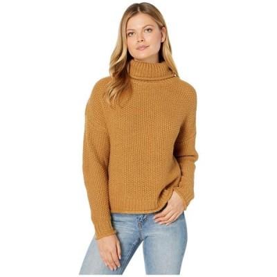 カットフロムザクロス レディース ニット・セーター アウター Hailee Long Sleeve Turtleneck Knit Sweater