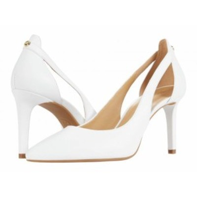 MICHAEL Michael Kors マイケルコース レディース 女性用 シューズ 靴 ヒール Cersei Flex Mid Optic White【送料無料】