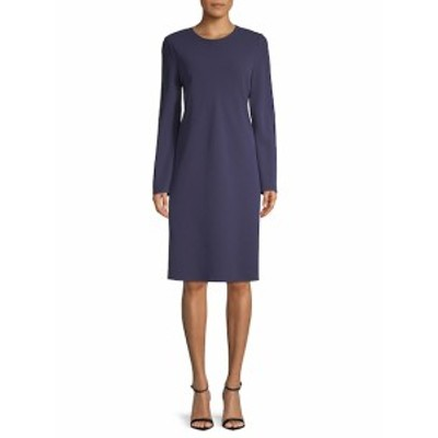 ラファイエット148ニューヨーク レディース ワンピース Kalitta Long-Sleeve Shift Dress