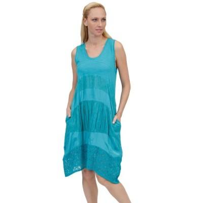 ラセラ ドレス La Cera Women's Sleeveless Dress