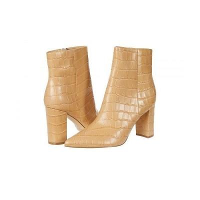 Marc Fisher LTD マークフィッシャーリミテッド レディース 女性用 シューズ 靴 ブーツ アンクル ショートブーツ Ulani 3 - Medium Natural Leather