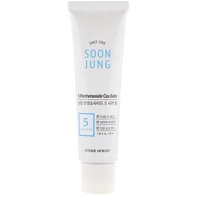 Soon Jung, 5-Panthensoside Cica Balm, 1.35 fl oz (40 ml)