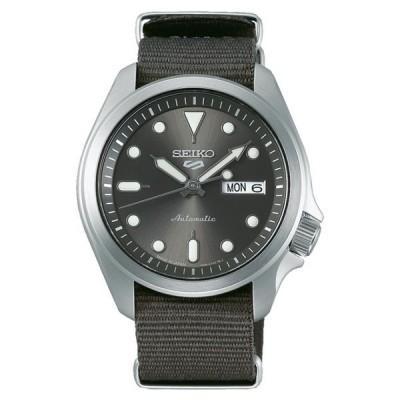 (セイコー)SEIKO 腕時計 SBSA051 (5スポーツ)SEIKO 5 SPORTS メンズ メカニカル Sports ソリッドボーイ 流通限定 ナイロン 自動巻き(手巻付)(国内正規品)