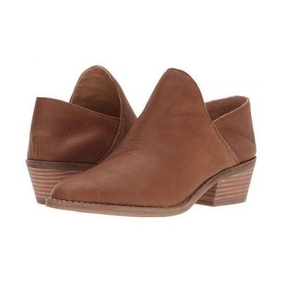 Lucky Brand ラッキーブランド レディース 女性用 シューズ 靴 ブーツ アンクル ショートブーツ Fausst - Cedar Leather