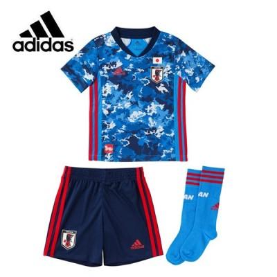 アディダス サッカー 日本代表 ホーム ミニキット ユニフォーム ED7354 GEM15 ジュニア キッズ adidas
