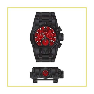 新品Invicta Men's 26710 Reserve Quartz Chronograph Red Dial Watch並行輸入品