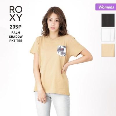 ROXY/ロキシー レディース 半袖 Tシャツ ティーシャツ ロゴ クルーネック トップス RST201081