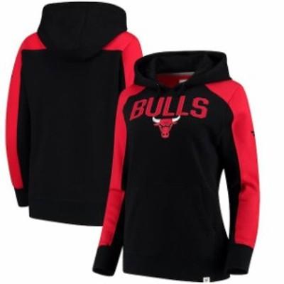 Fanatics Branded ファナティクス ブランド スポーツ用品  Fanatics Branded Chicago Bulls Womens Black/Red Iconic F