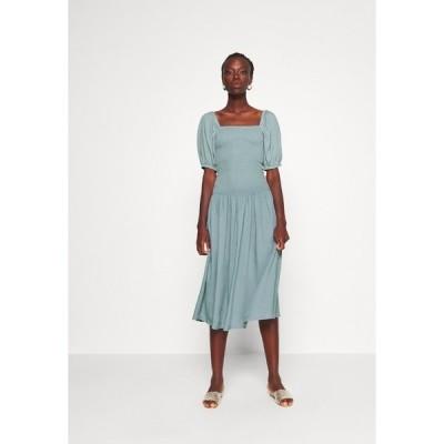 ヤス トール ワンピース レディース トップス YASINGRID DRESS - Maxi dress - arona