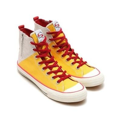 【アトモス】 UBIQ ONE PANCH MAN Shoes of the Hero -SAITAMA model- YELLOW/WHITE メンズ イエロー 29.0cm atmos