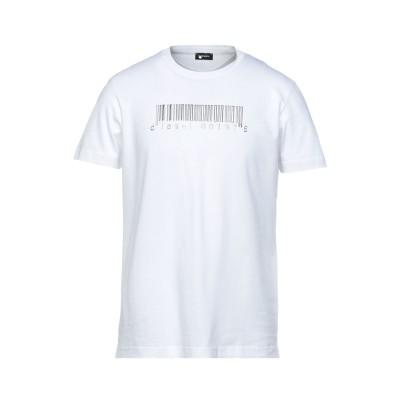 ディーゼル DIESEL T シャツ ホワイト M コットン 100% T シャツ