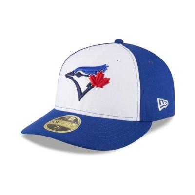 ニューエラ メンズ 帽子 アクセサリー Toronto Blue Jays Low Profile AC Performance 59FIFTY Cap