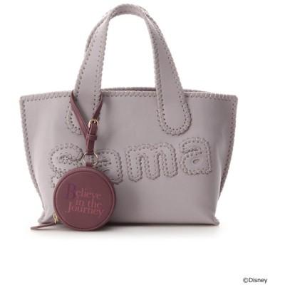 【サマンサタバサ】 サマタバトートバッグ レディース ラベンダー FREE Samantha Thavasa