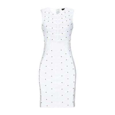 MANGANO ミニワンピース&ドレス ホワイト XS/S ポリエステル 90% / ポリウレタン 10% ミニワンピース&ドレス