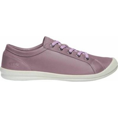 キーン レディース スニーカー シューズ KEEN Women's Lorelai Casual Shoes Elderberry