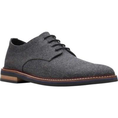 ボストニアン メンズ シューズ スニーカー Dezmin Plain Toe Derby Black Wool