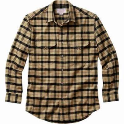 フィルソン その他シャツ Alaskan Guide Shirt Camel/Black