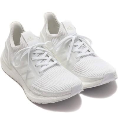 アディダス ウルトラブースト 19 adidas ULTRABOOST 19 ランニングホワイト/ランニングホワイト/コアブラック G54008 アディダスジャパン正規品