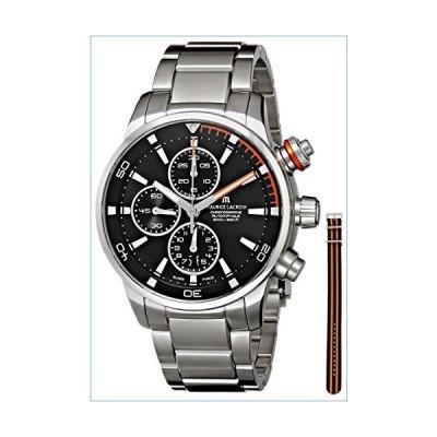 Maurice Lacroix Men's PT6008-SS002-332 Pontos Analog Display Swiss Automatic Silver Watch並行輸入品