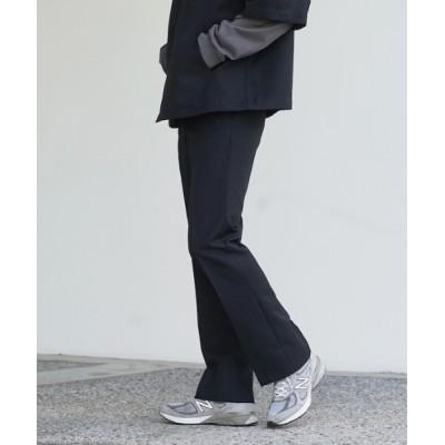 "O / 【EXCLUSIVE】NEONSIGN PERMANENT PREST ""FLARE"" MEN パンツ > スラックス"