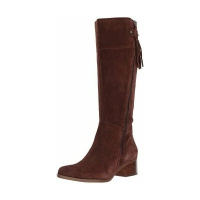 ブーツ ナチュラ レディース Naturalizer Women's Demi Riding Boot, Chocolate, 10 2W US