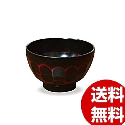 かのりゅう 木製食器 亀甲汁椀 曙 JA17-5-19s
