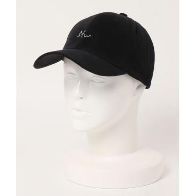 polcadot / Blueロゴ キャップ WOMEN 帽子 > キャップ
