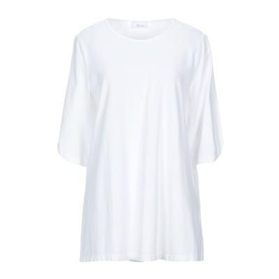 SOHO-T T シャツ ホワイト S コットン 90% / ポリウレタン 10% T シャツ