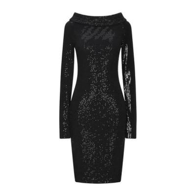 FRANKIE MORELLO チューブドレス  レディースファッション  ドレス、ブライダル  パーティドレス ブラック