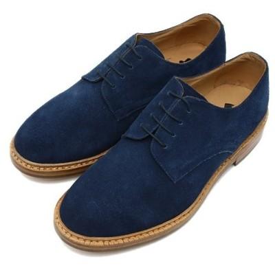 シューズ London Shoe Make / No.605 Plane Toe Derby